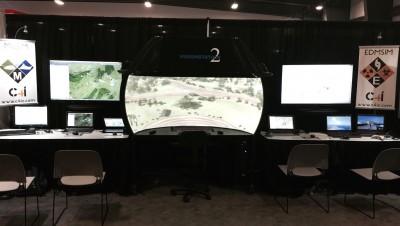 C4i Tradeshow Booth